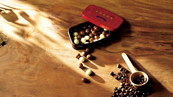 もうすぐバレンタイン!コーヒーとチョコレートの最強コンビで攻めましょう!<br />ONIBUS COFFEE×Morozoffのチョコレート「COFFEE LABO」