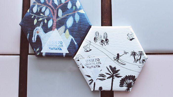 広島県尾道市向島で注目のチョコレート工場<br />「USHIO CHOCOLATL」