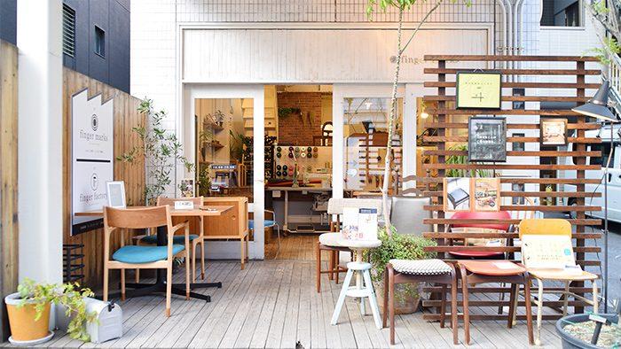 修繕というかたちで大切な家具を受け継ぐ!京都にある家具店「finger marks」