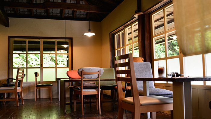 「変わらない」が愛おしい。沖縄の深い森の奥にある古民家カフェ 「ハコニワ」