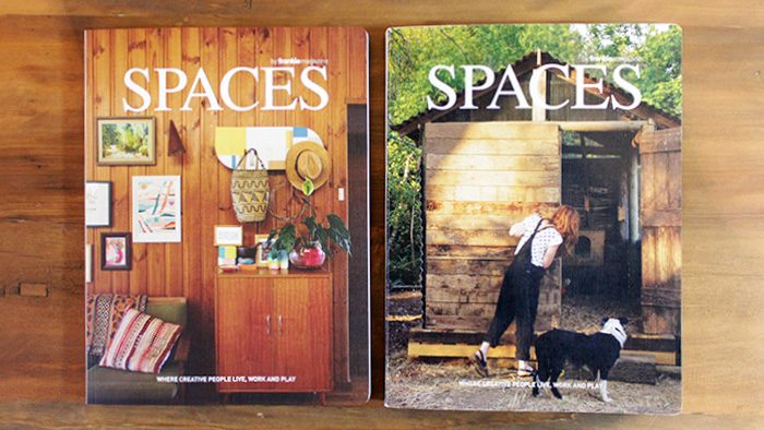 新生活の春にピッタリ!オーストラリア発のインテリアBOOK 「SPACES」