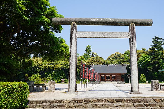 松江護國神社