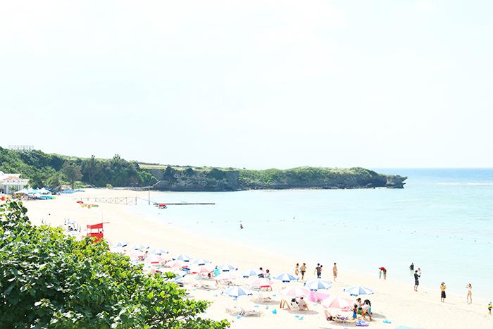 旅写真 一眼レフ 沖縄 ビーチ