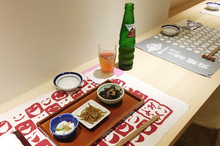 落語・小料理