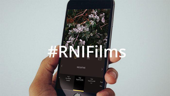 スマホの写真をフィルムライクに加工できるiPhoneアプリ「RNI films」