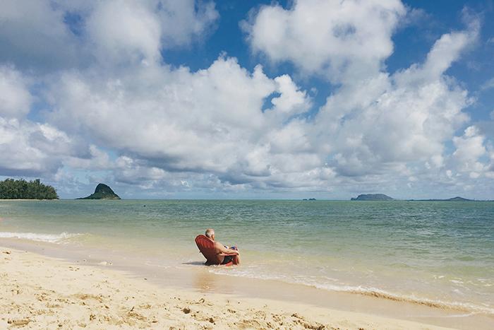 ハワイ hawaii クアロア・ランチ シークレット・アイランド