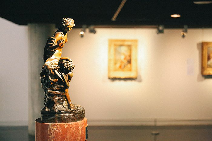 ブロンズ 国立西洋美術館