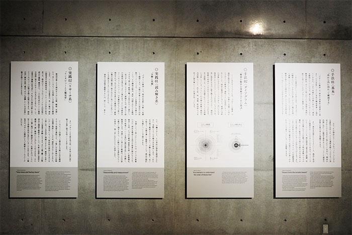 デザインの解剖展