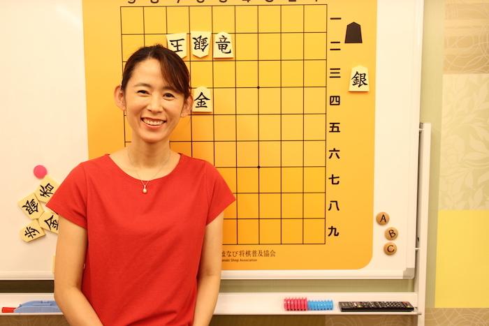 高橋和女流棋士