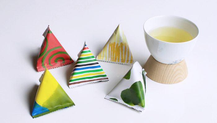 """ポップなパッケージで本格茶葉が楽しめる!""""日本茶の新しいカタチ""""「茶 ちゃ CHA」"""