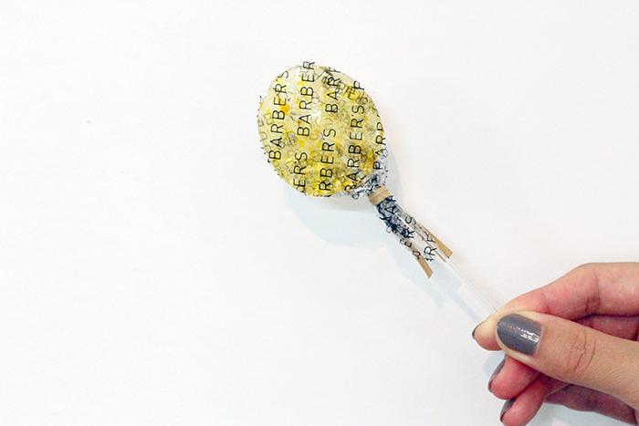 果実ペーストから作られる大人のためのクラフトキャンディー「BARBER'S CRAFT CANDY」