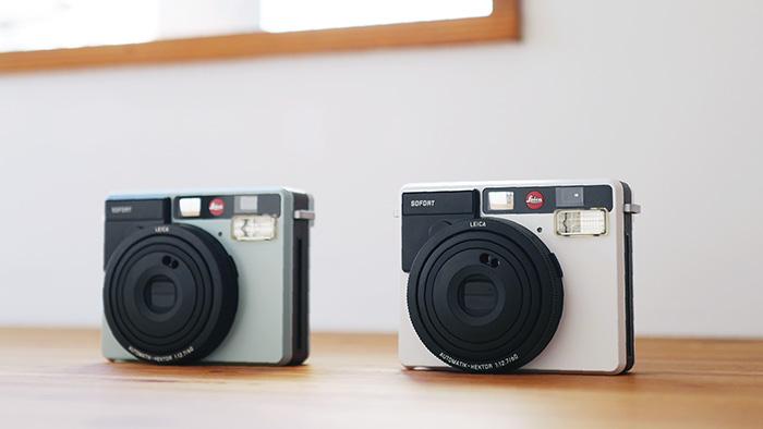 あのライカからインスタントカメラが登場!LEICA SOFORT(ライカ ゾフォート)を使ってみました。