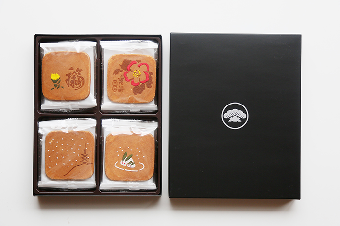 冬の手土産ファイルvol.2:銀座 松崎煎餅
