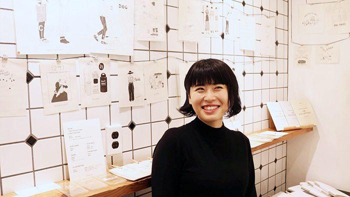 イラストレーター ニシクボサユリさんインタビュー|きっかけはInstagram。発信からはじまったイラストレーターの道。