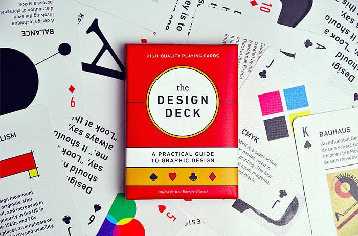 THE DESIGN DECK