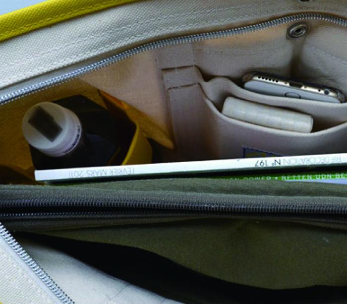 自転車に乗りながらでも荷物が取り出しやすい!「HEMTEK」の自転車向け3WAYトートバッグ