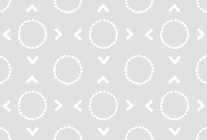 9. シンプルなイラストでつくるシームレスな模様デザイン