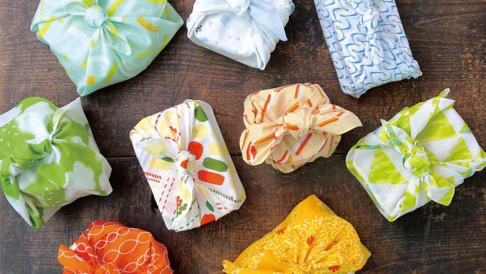 布から明日のお弁当をイメージしよう!お弁当が楽しくなるお弁当包み「bento®」