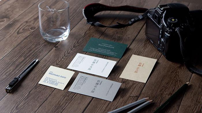 紙の色やレイアウトを選ぶだけで、自分らしい名刺を作れるサービス「Selectier(セレクティエ)」