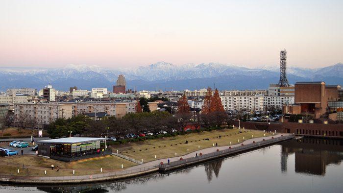 富山の魅力を再発見!富山駅から自転車で廻る美術館ツアー 〈前編〉