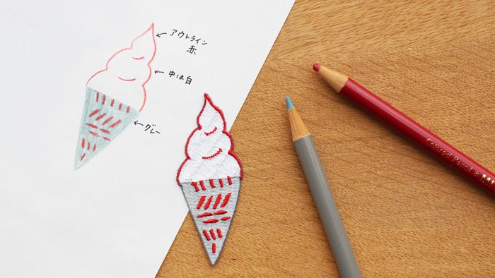 自分のイラストが形になる!オリジナルワッペンを作れるサービス「PLUMARI」