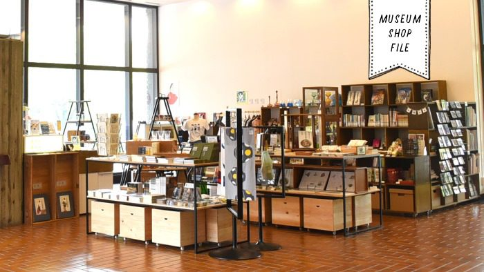 Museum shop file Vol.2|ユニークな新潟みやげも充実!「新潟市美術館ミュージアムショップ ルルル」