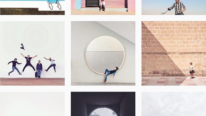 小さすぎる人物が可愛い、Emilio Chuliàさんのグラフィカルな写真たち