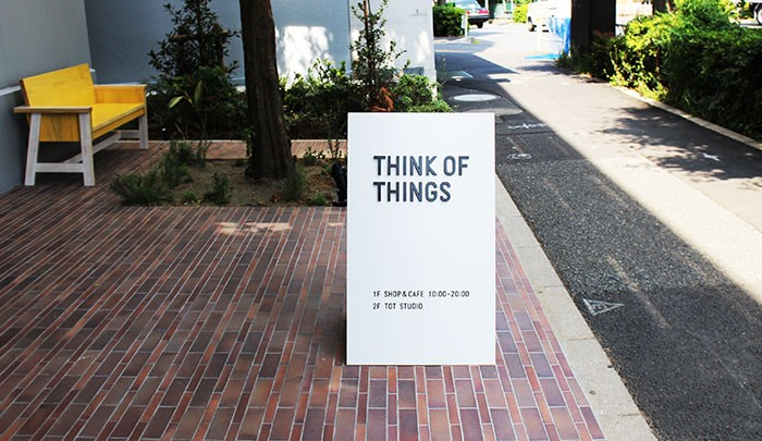 THINK OF THINGS