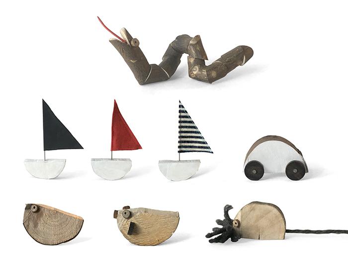ハンドメイドのおもちゃ「laurel toys」