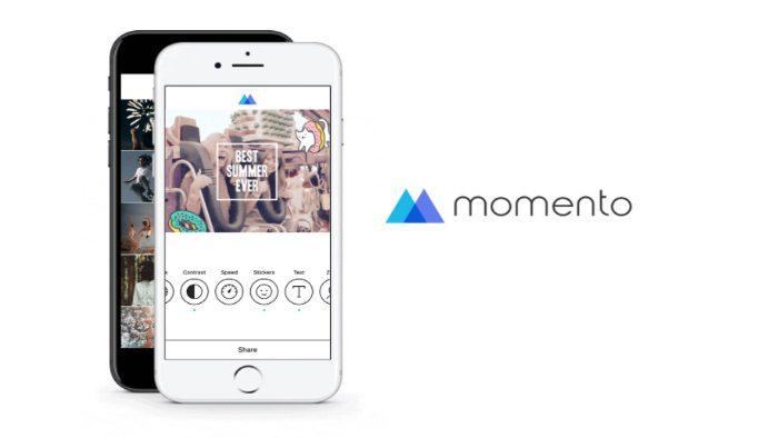 写真が勝手に動きだす?!簡単にGIF動画が作れるスマホアプリ「Momento」