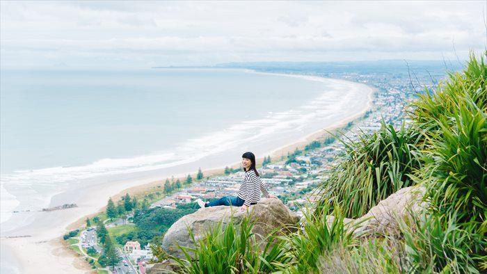 ニュージーランド北島の旅Vol.2|Instagramで人気な絶景スポット「マウントマンガヌイ」へ