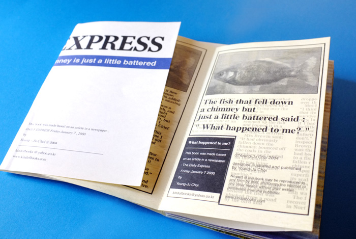 『DAILY EXPRESS』