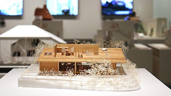 家と暮らしを考えるきっかけになる!「日本の家 1945年以降の建築と暮らし」展に行ってきました。