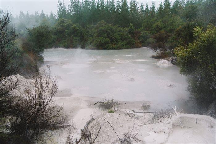 ニュージーランドで一番カラフルな場所『ワイオタプ』