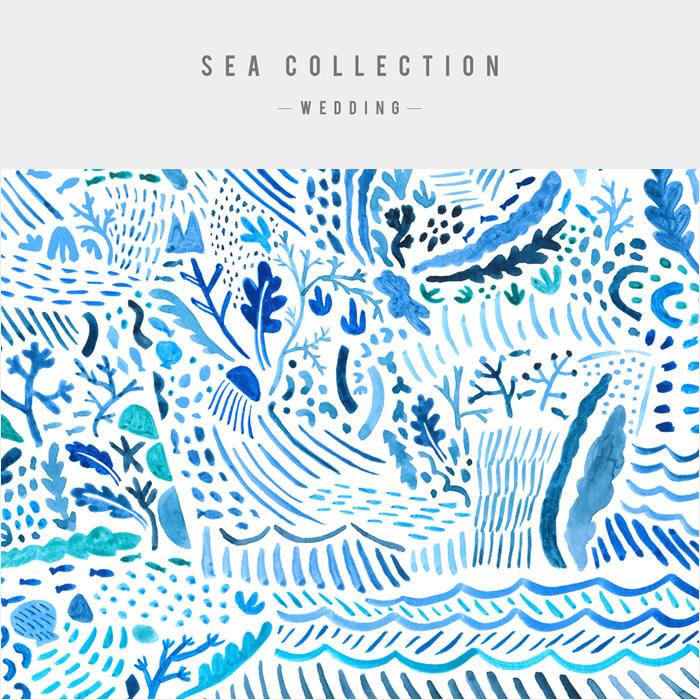 【ウェディング】SEA COLLECTION
