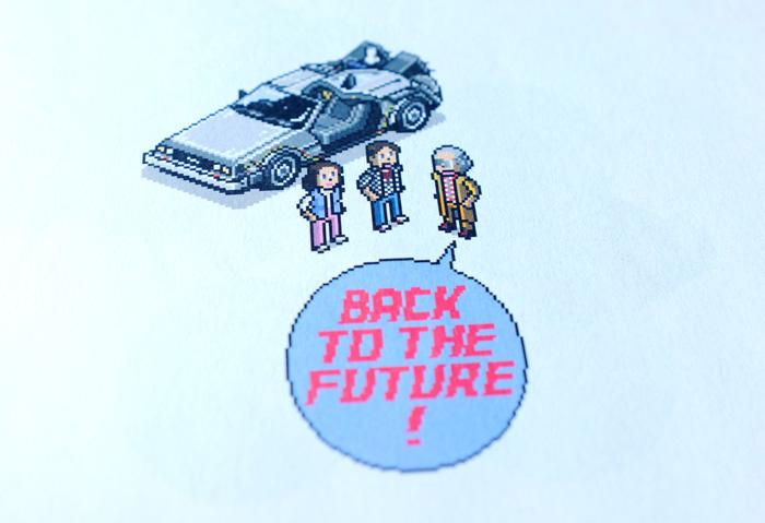 最後はこの言葉「BACK TO THE FUTURE!」