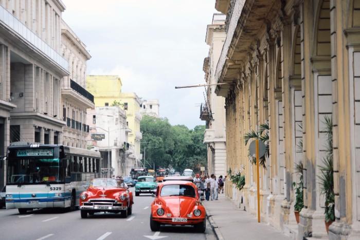 ハバナ市街