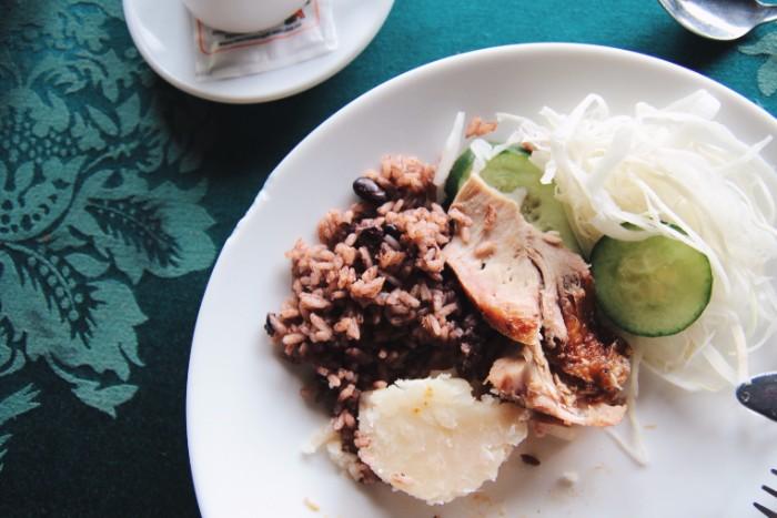 キューバ料理
