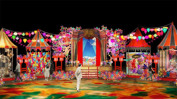 一夜限りのアートの祭典!「六本木アートナイト2017」が開催!