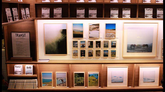代官山 蔦屋書店で10月1日まで開催中!雑誌TRANSIT写真展「アイスランドの夏をあつめて」に行ってきたよ。