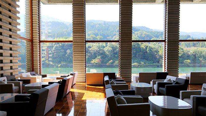 絶景に癒される富山旅vol.3 素敵カフェで巻物をGETして回る神通川絶景ツアー