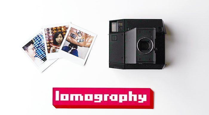 ロモからスクエア写真が撮れるインスタントカメラが登場!「Lomography Lomo'Instant Square」がクラウドファンディング実施中