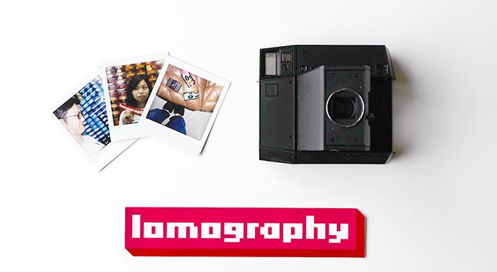 Lomography Lomo'Instant Square