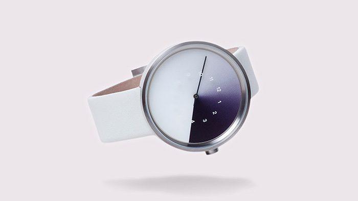 腕時計「Hidden Time Watch」のホワイトを1名様にプレゼント