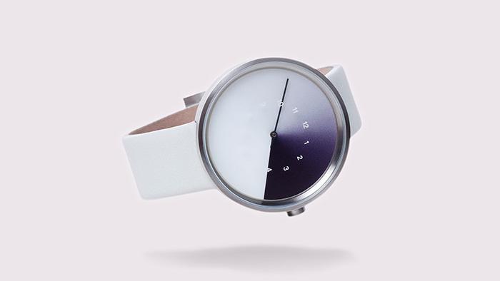 腕時計「Hidden Time Watch」のホワイトを1名様にプレゼント0