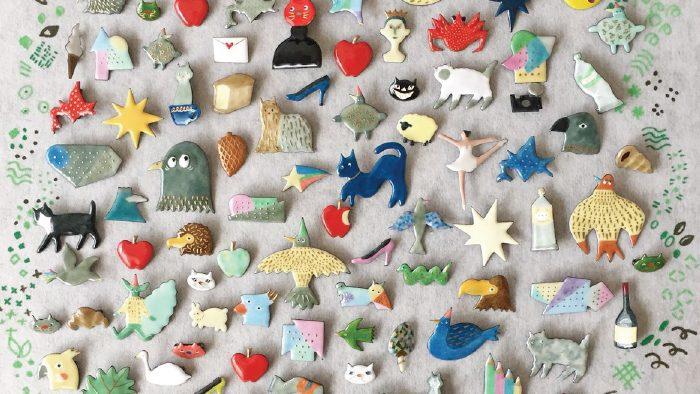 伝統工芸をユーモアあるデザインで現代的に!札幌で見つけた七宝焼きブランド「MEDO」