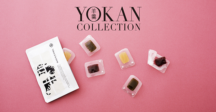 OKYO CRAFT Market with YOKAN Collection