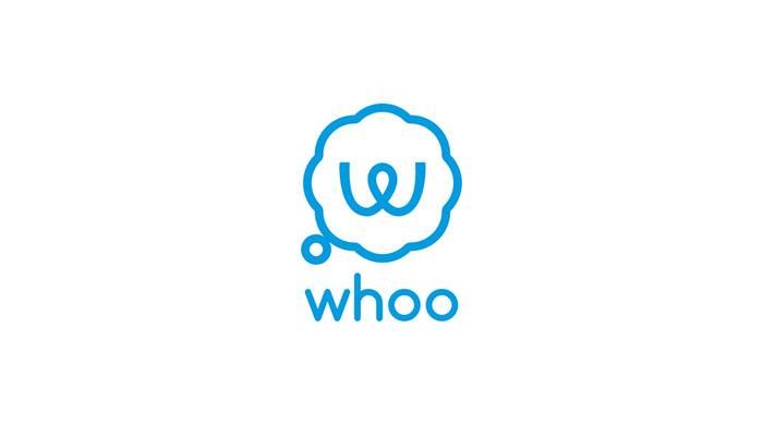 名刺が作れるサイト「whoo」