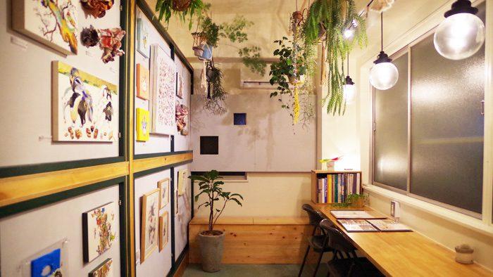西浅草にある、アトリエとギャラリーを掛け合わせた「ゲストハウス 田家」に行ってきました!