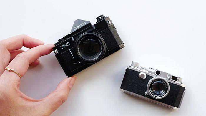 カメラがミニチュアになったUSBメモリーがかわいい!キヤノンの公式ファングッズ「Canon Official Fan Goods」が12/14に発売。